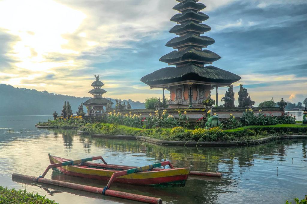Explore Bali Temple
